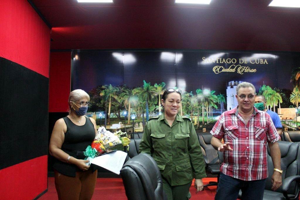 En Audio: Vanguardia Nacional las federadas santiagueras