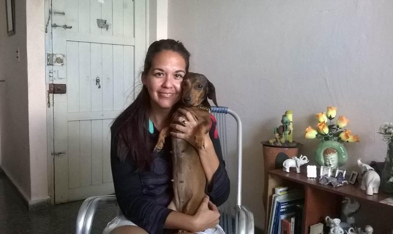 En Audio: Lya, una mascota con suerte