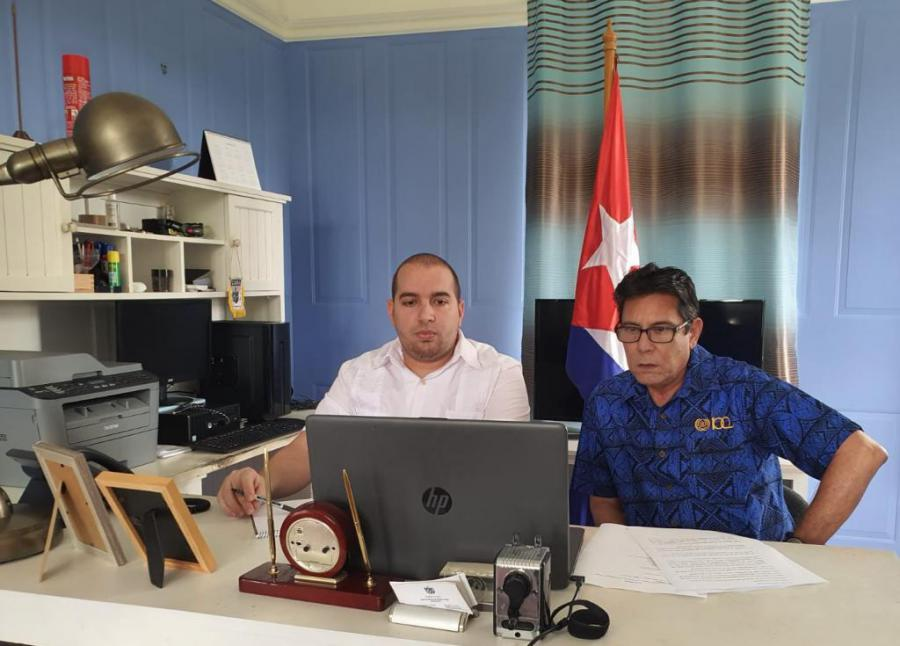 Cuba reiterates willingness to cooperate with Pacific Islands