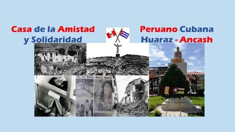 Encuentro solidaridad noviembre 2019 dedicado 50 años terremoto