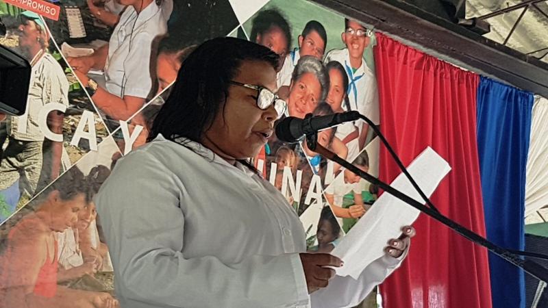 En Audio: Camagüeyanas haciendo Revolución