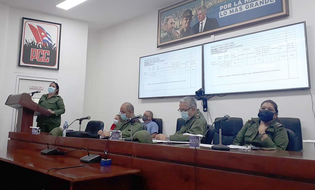 Nuevo evento de transmisión local de COVID-19 en Luyanó