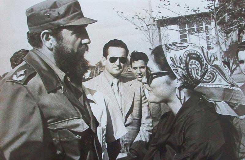 Fidel en el corazón de los agradecidos (+Audio)