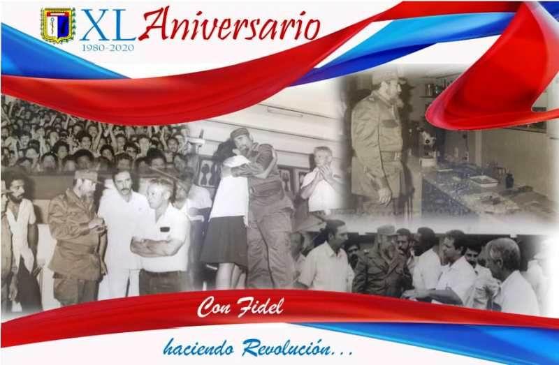 🎧 Fidel y la Universidad Médica de Camagüey