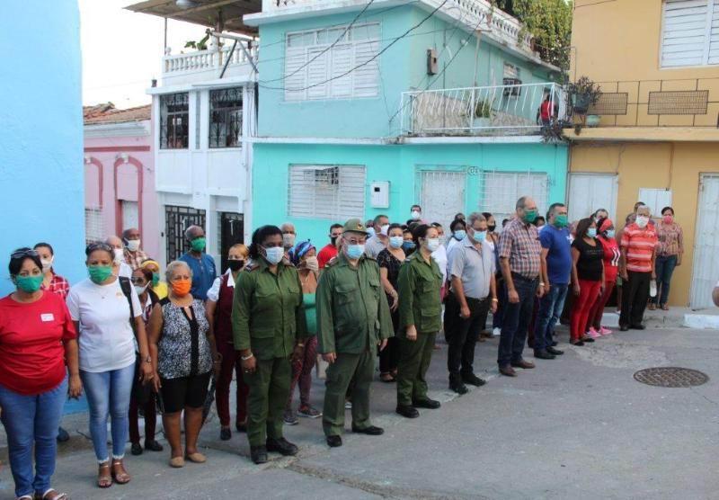 Honores para los Mártires de la Revolución desde Santiago de Cuba
