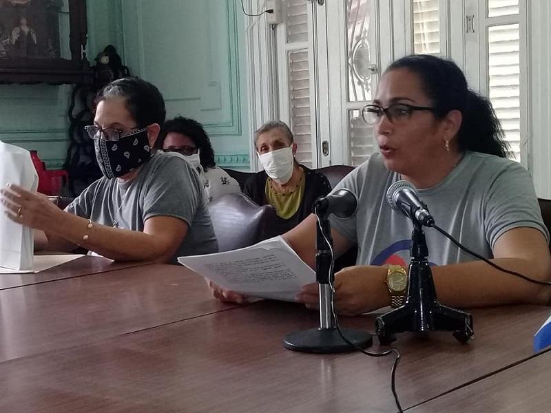 Anuncian actividades por el Aniversario 60 de la Federación de Mujeres Cubanas