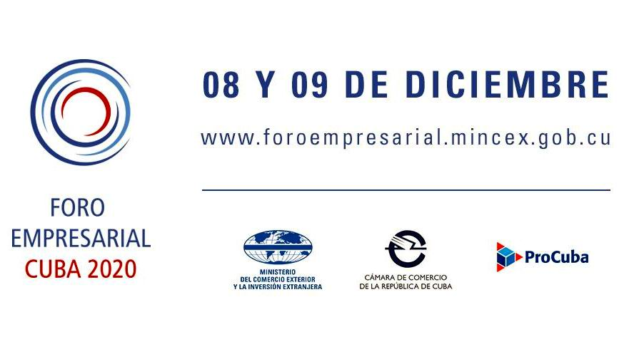 Cuba will hold virtual business forum with foreign companies in December