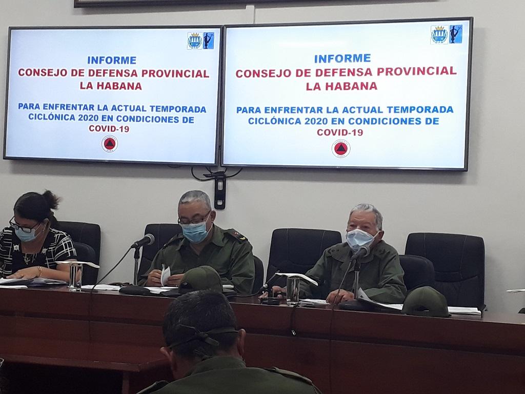 Temporada Ciclónica y Covid-19 al debate en la Capital