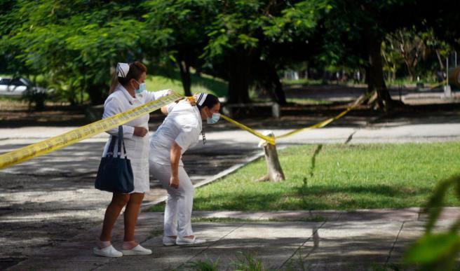 Seguimiento sistemático a eventos y controles de foco en La Habana. Foto: Jorge Luis Sánchez Rivera