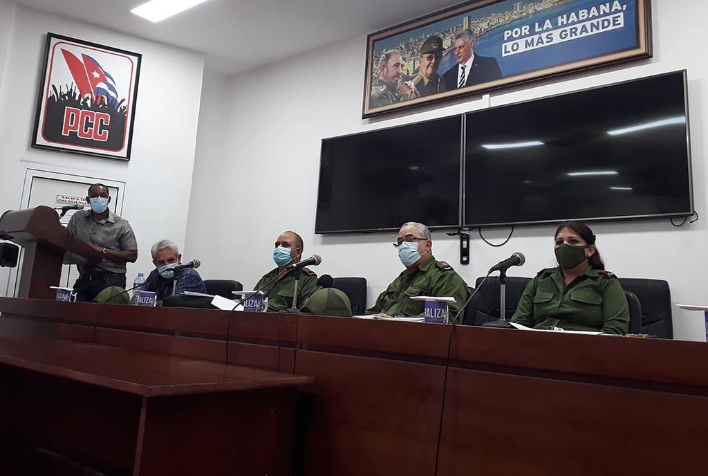 Seguimiento sistemático a eventos y controles de foco en La Habana