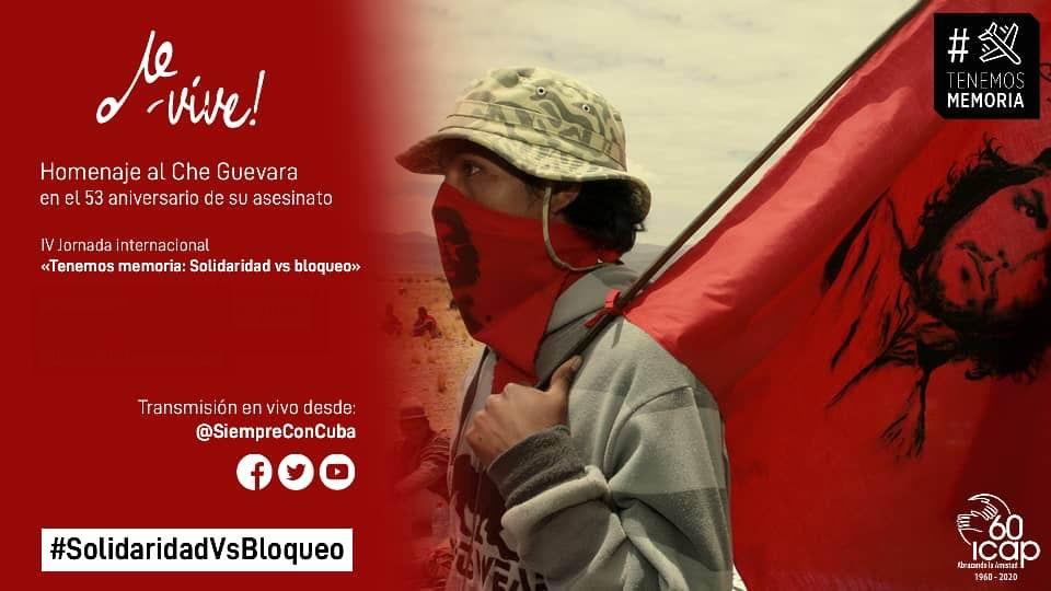 En Audio: Che Vive en la memoria de los pueblos