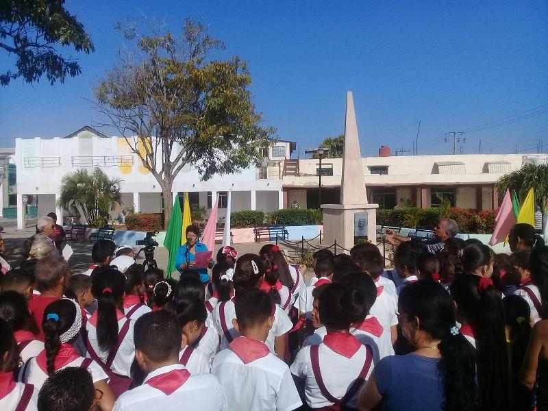 Recuerdan en Manzanillo a primer alcalde comunista de Cuba