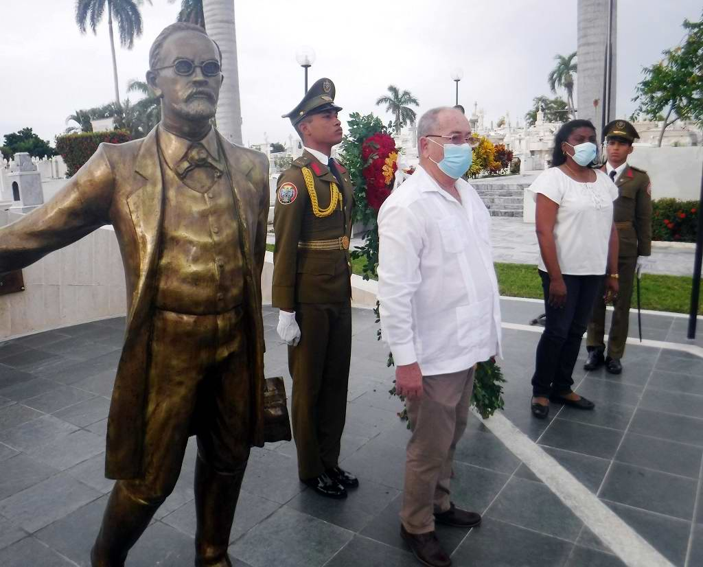 Homenaje en Santiago de Cuba al creador del Himno Nacional (+Audio)