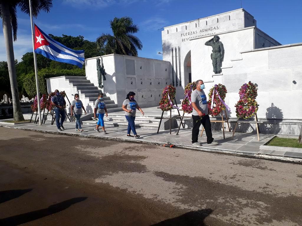 Recuerdan en La Habana el abominable Crimen de Barbados