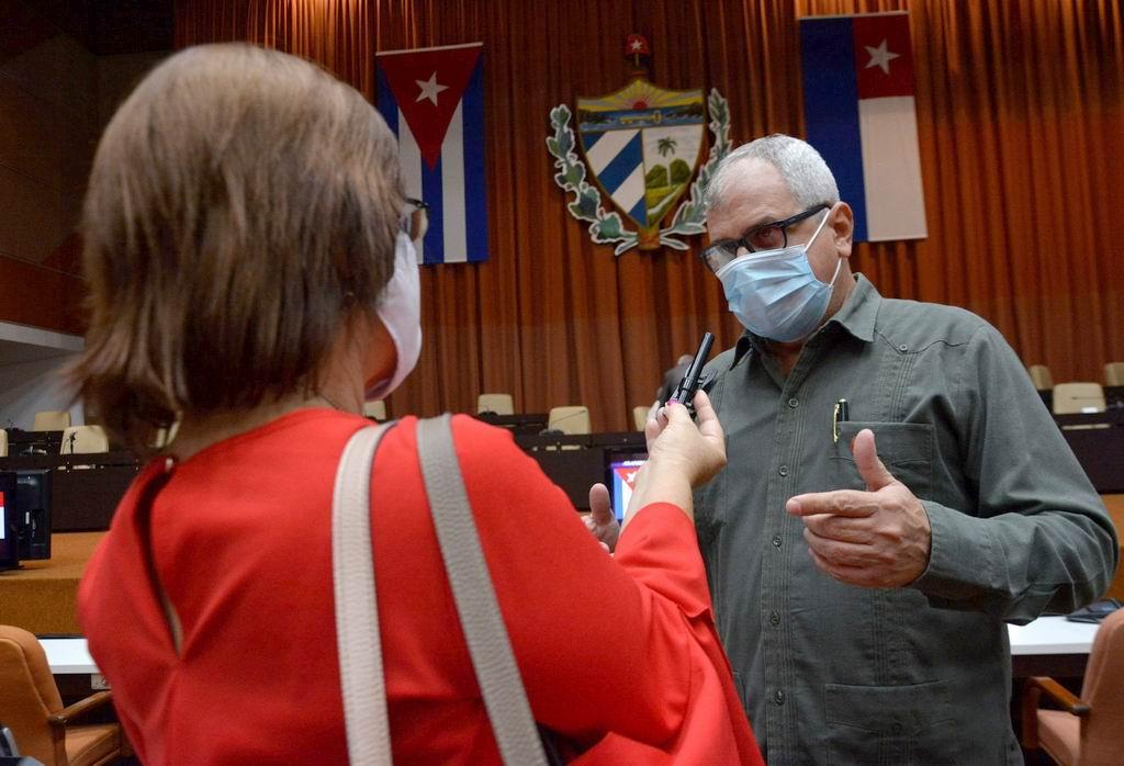 En Audio: Cuba y su Parlamento activo, pese a la COVID-19