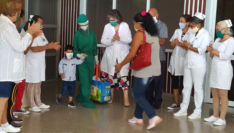 Conmemoran aniversario 60 del Hospital Mártires de Las Tunas (+Audio)