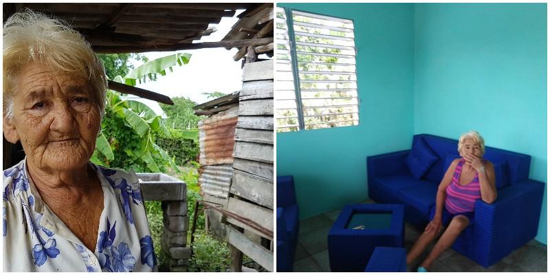 En Audio: Asistencia Social, asegura la calidad de vida de familia en Camagüey