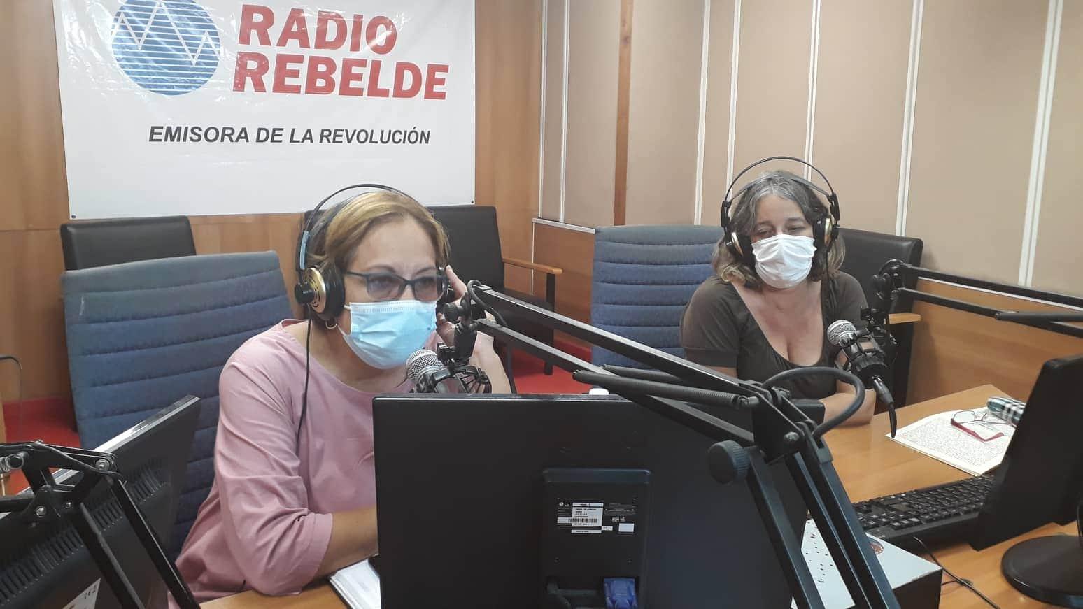 Jóvenes del Diario de la Covadonga en La luz de la Memoria en Zona Roja