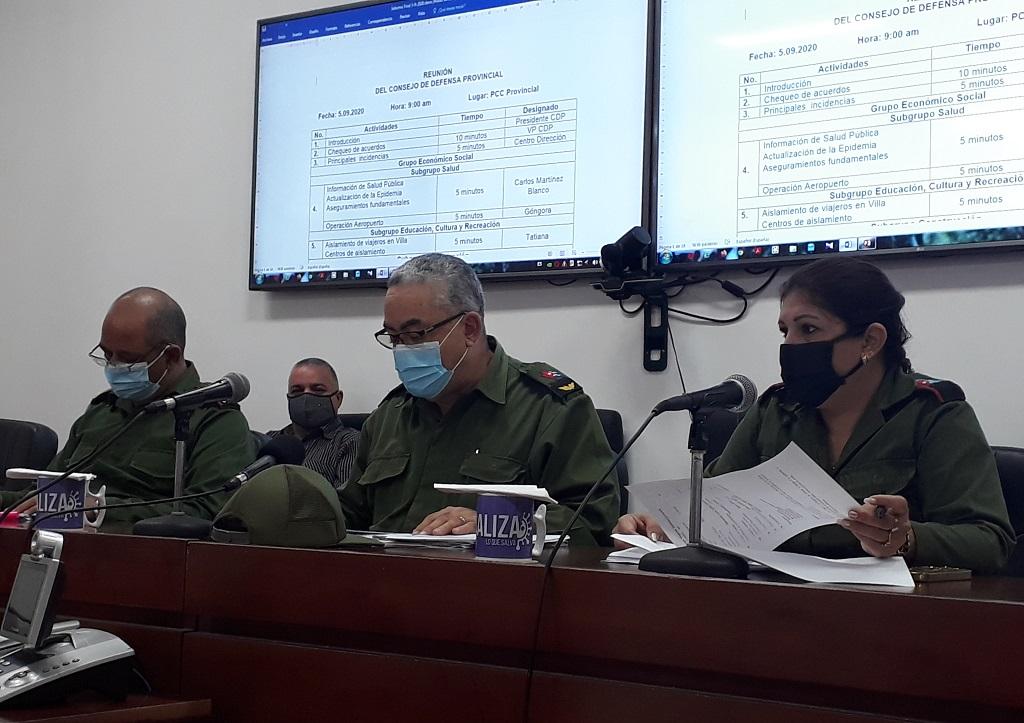 La Habana por más combate contra la COVID-19