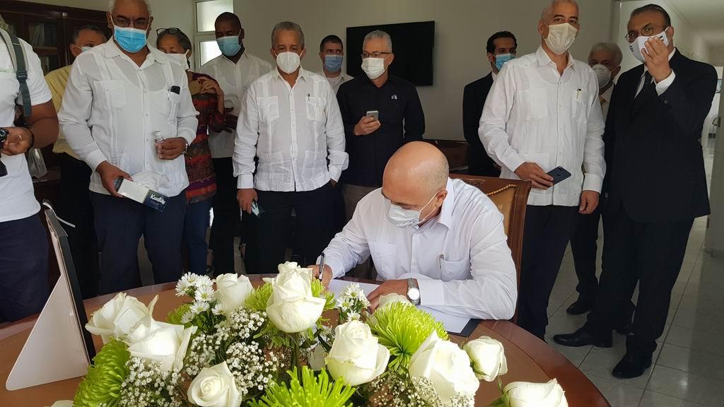 Lamenta Cuba fallecimiento del Emir de Kuwait