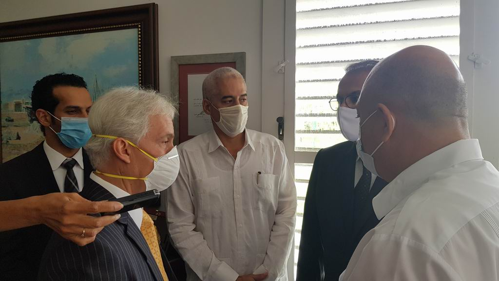 En Audio: Lamenta Cuba fallecimiento del Emir de Kuwait