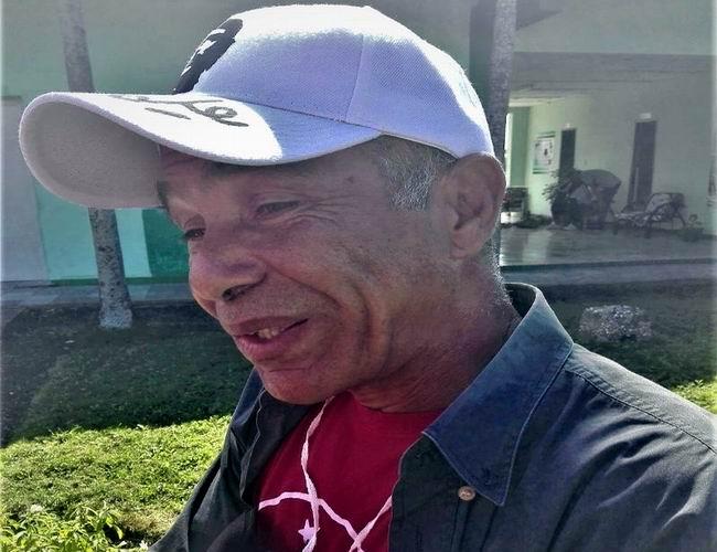 En Audio: Luisito, el Delegado de Arroyo Hondo