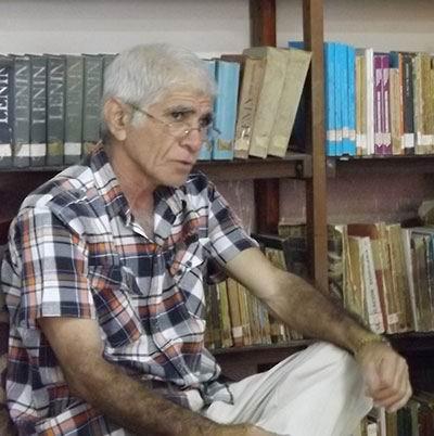 Historiador de Palma Soriano, el ensayista y profesor cubano Manuel Oliva Sirgo