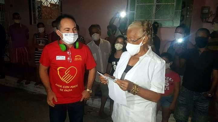 🎧 Las Tunas recibe a su médico internacionalista