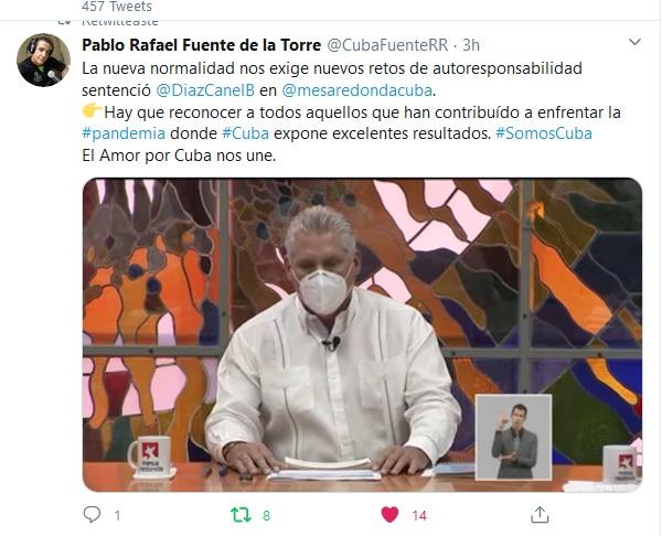 Disciplina y responsabilidad hacia la nueva normalidad en Cuba