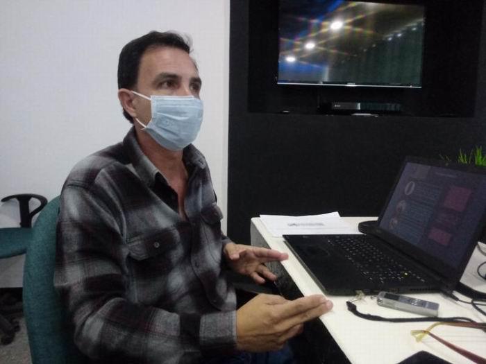 Rafael Agustín del MFP