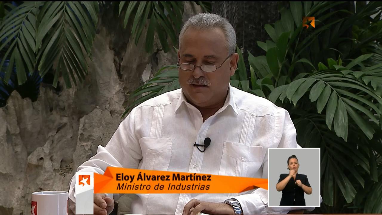 La industria cubana por más soberanía y desarrollo