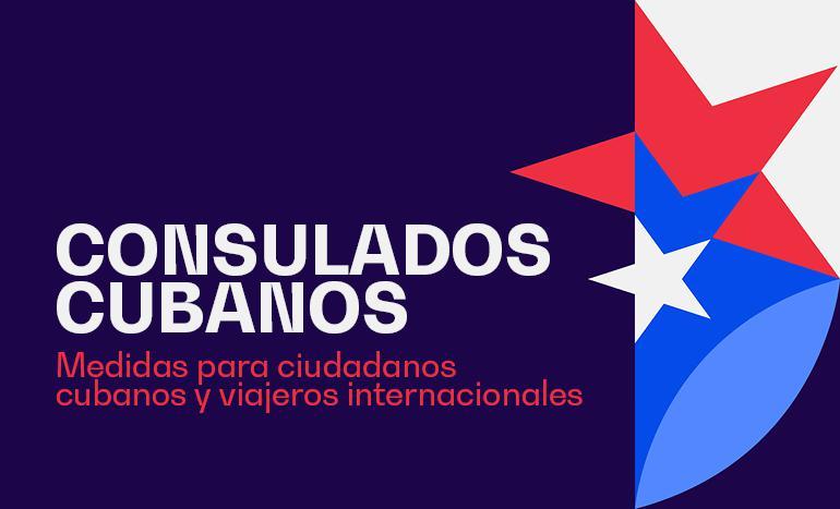 Desde este lunes nuevas medidas para ciudadanos cubanos y viajeros extranjeros