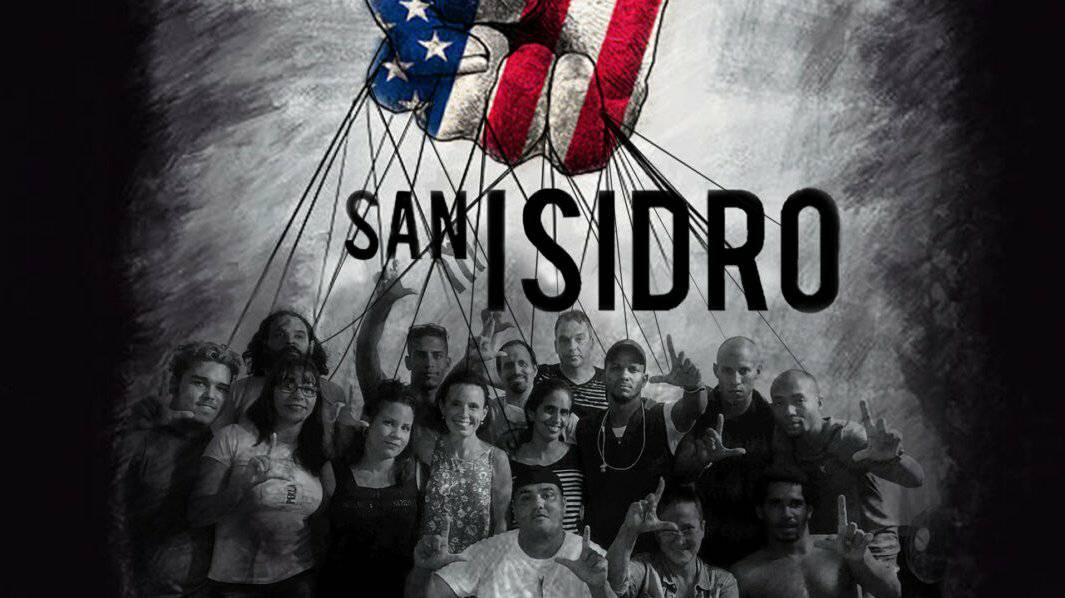 Cuba contra el show mediático en San Isidro (+Audio)