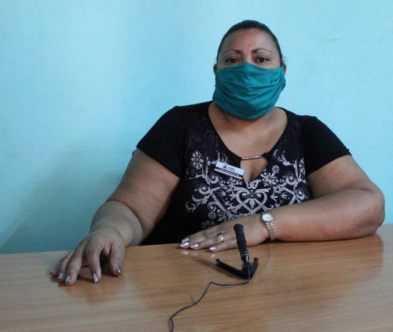 Llaman federadas santiagueras a enfrentar el nuevo coronavirus (+Audio)