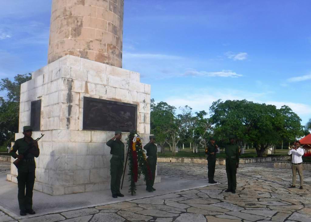 Recordados los 125 años del inicio de la invasión de Oriente a Occidente (+Audio)