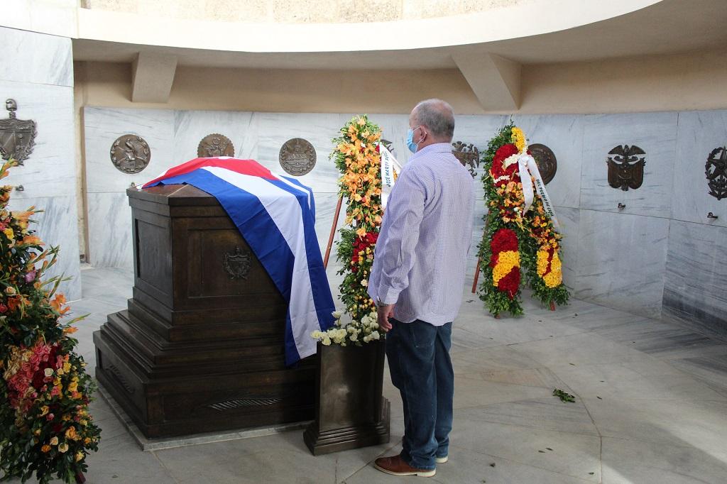 Tributo a Martí y Fidel en el día de las FAR (+Audio)