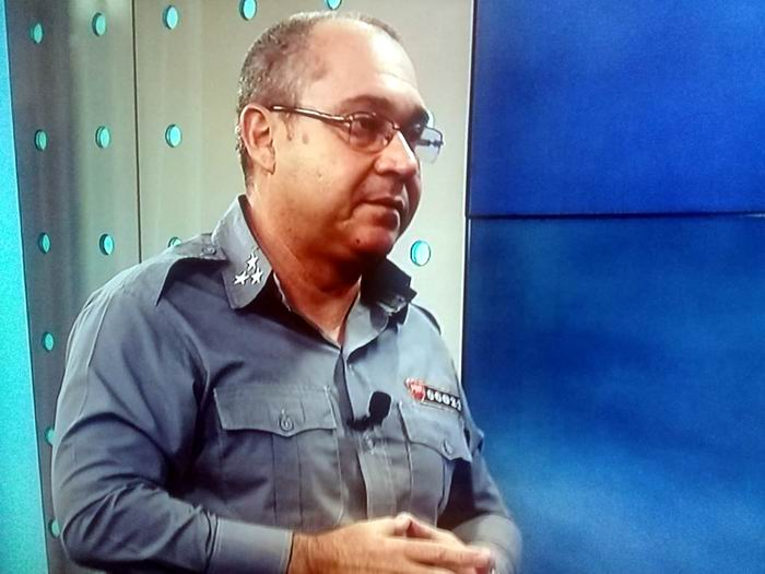 Coronel Eddy Sierra Arias, Segundo Jefe de la Dirección General de la PNR