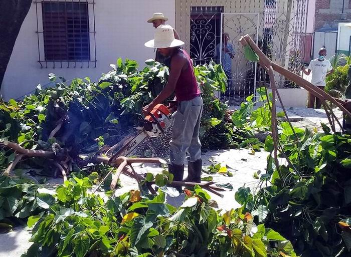 Preparada y alerta Santiago de Cuba para temporada ciclónica