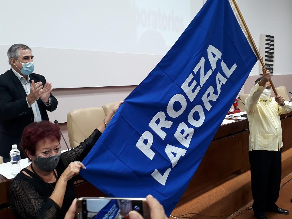 Bandera Proeza Laboral para la mayor empresa productora de medicamentos, Medsol (+Audio)