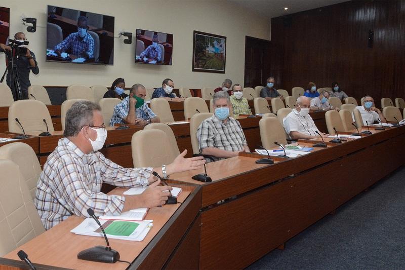Producción de alimentos: una prioridad del gobierno en Cuba