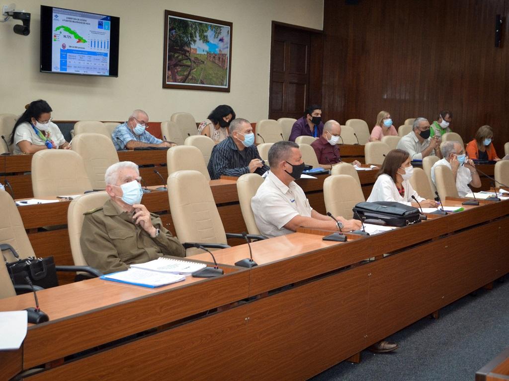 Cuba y su voluntad política para garantizar el derecho al agua (+Audio)