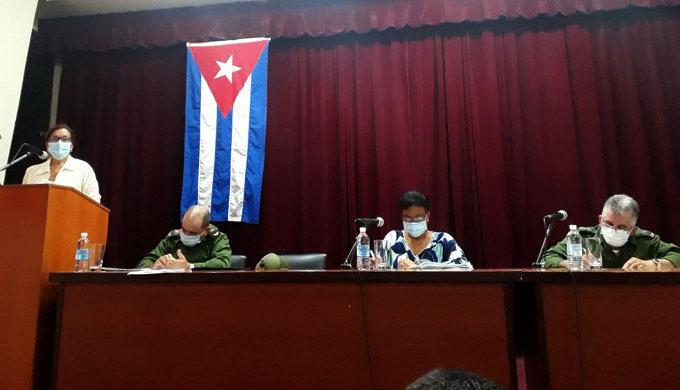 Chequea viceprimera ministra cubana programas estratégicos en Pinar del Río (+Audio)