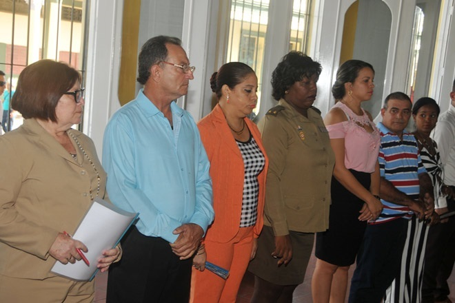 Todo dispuesto en las Tunas para la elección del gobernador y vicegobernador