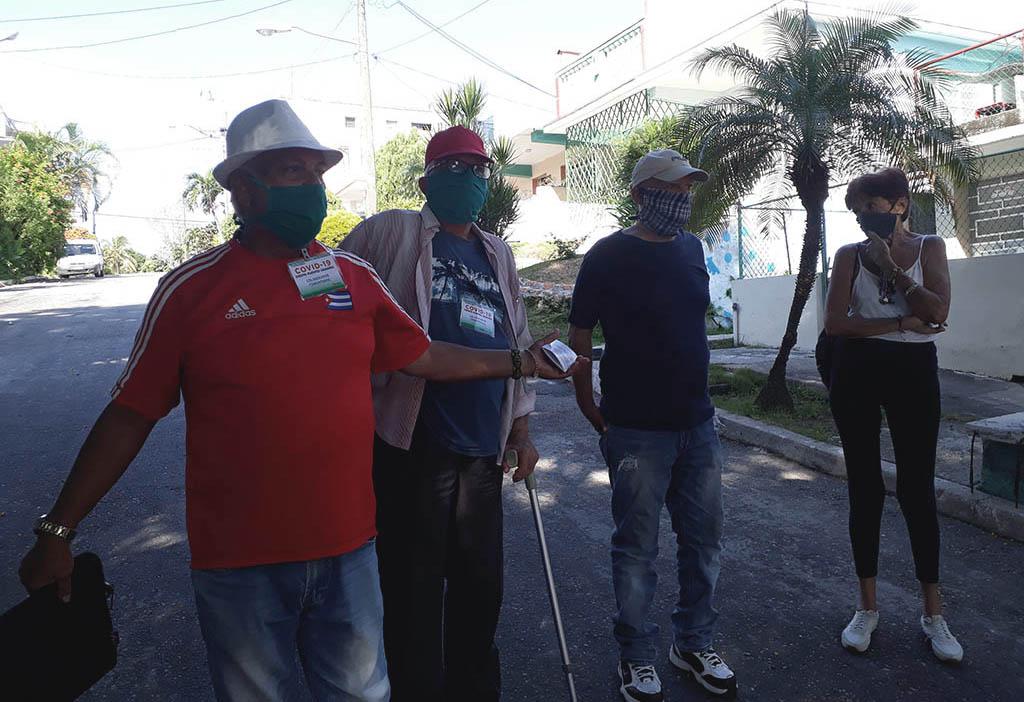En el barrio cubano, fortalezas para vencer la COVID-19