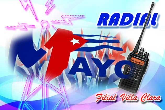 Iniciativa de radioaficionados santaclareños en saludo al Primero de mayo
