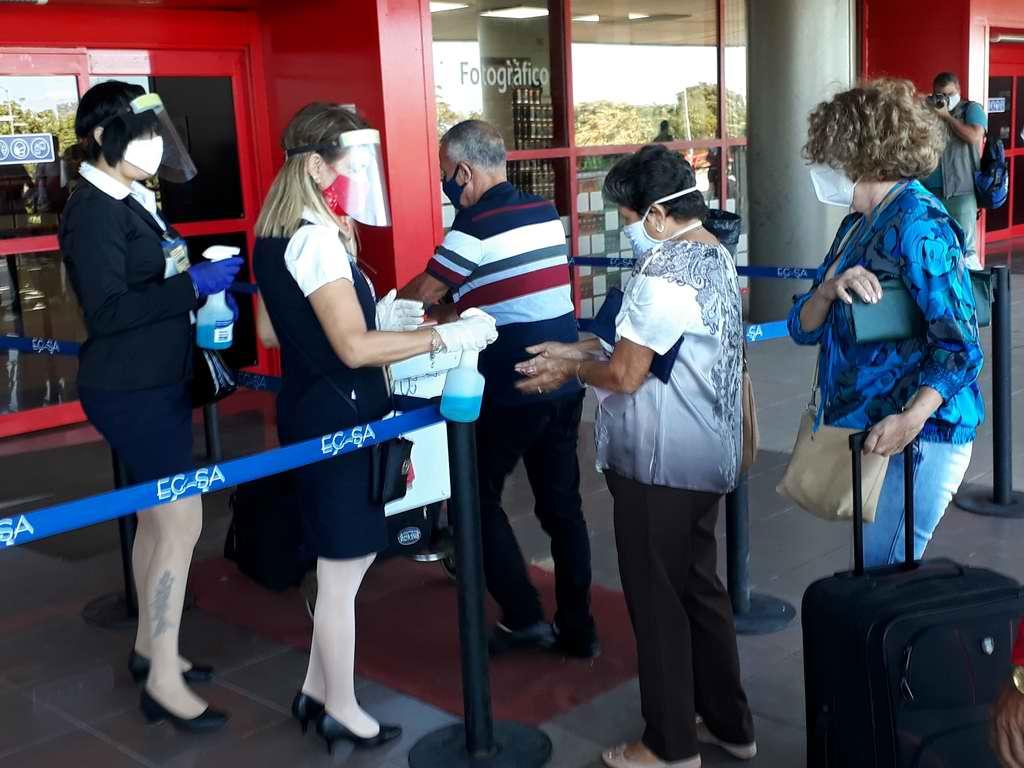 Reanudó sus operaciones Aeropuerto Internacional José Martí (+Video)
