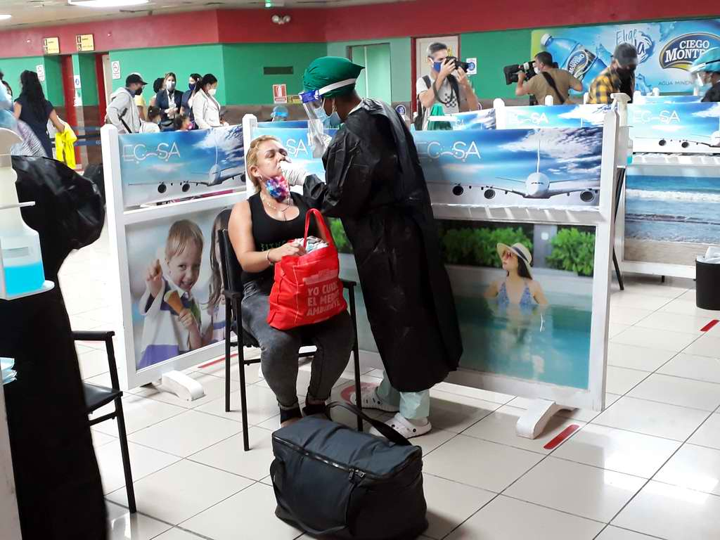 Reitera el MINSAP procedimientos de Control Sanitario para viajeros