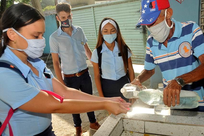 En Audio: Rigor y disciplina, claves del curso escolar en Las Tunas