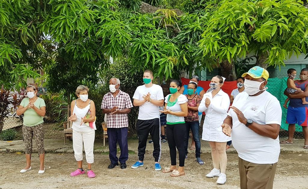 Historias cederistas en Camagüey