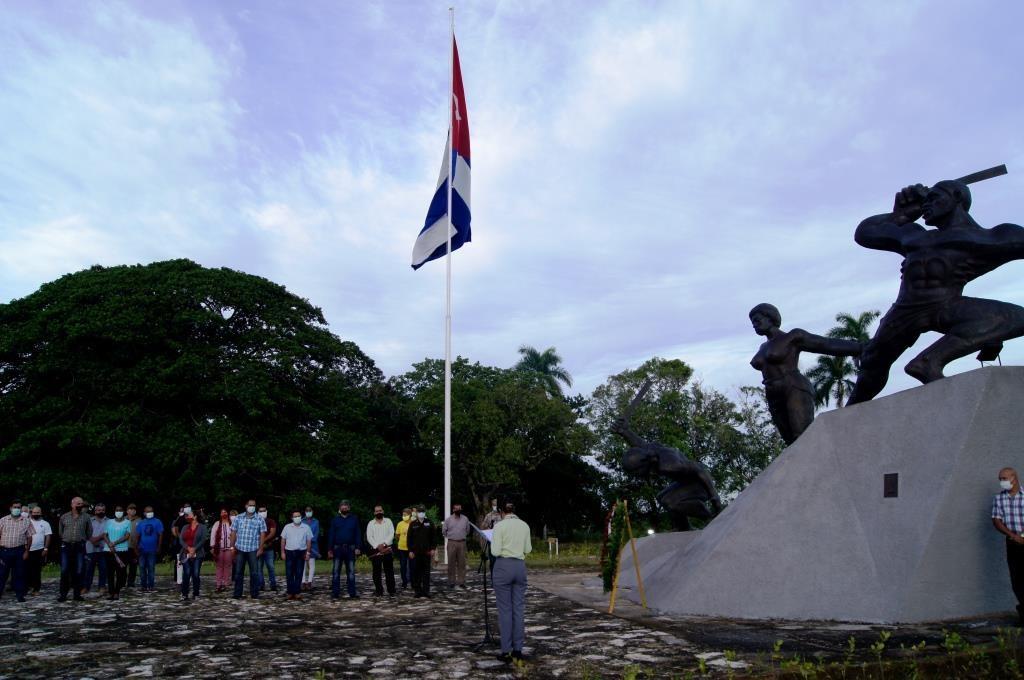 Conmemoran aniversarios de la Operación Carlota y de la sublevación esclava del ingenio Triunvirato (+Audio)